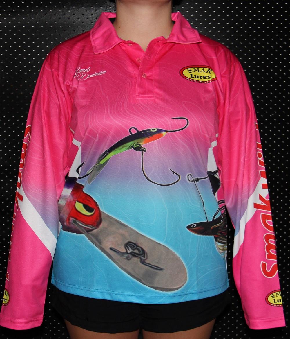 SMAK Fishing Shirts